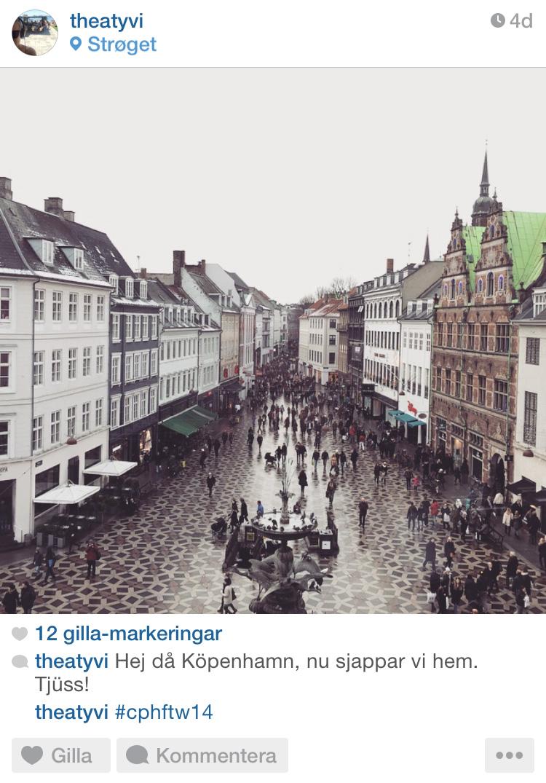 Köpenhamn december 2014